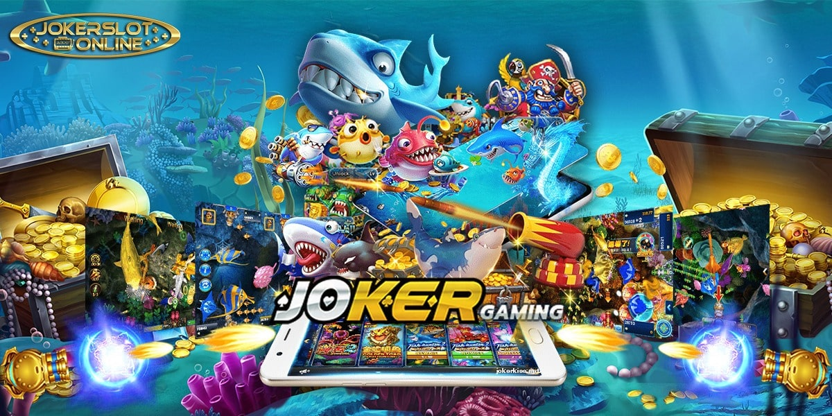 Tembak Ikan Joker Slot Online